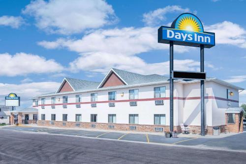 Days Inn Wall Photo