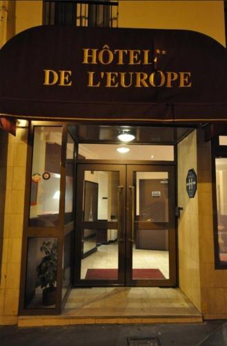 Hotel De L U0026 39 Europe