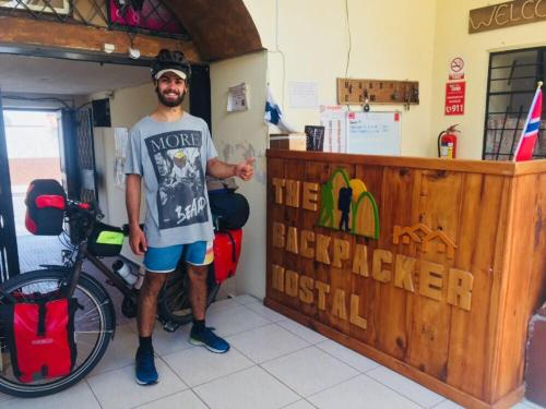 The Backpacker Hostal Photo