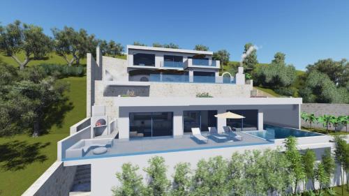 Kalkan Villa En Tepe 1 fiyat