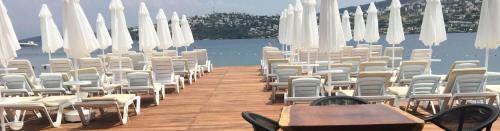 Gundogan Estrella Beach Hotel yol tarifi
