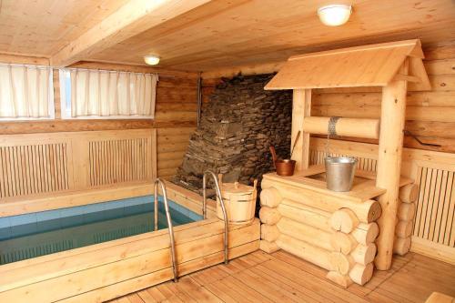 Baikal Seasons Hotel Photo