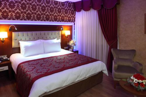 Adana Hotel Senbayrak City telefon