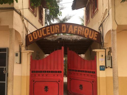 Douceur d'Afrique