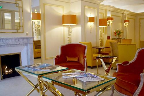 Hotel De Suede Saint Germain photo 16