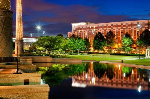 Hotels Near The Atlanta Convention Center Emby Suites At Centennial Olympic Park