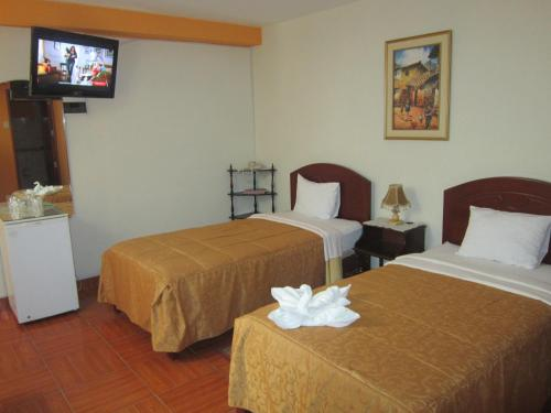 Suite Plaza Hotel Residencial Photo