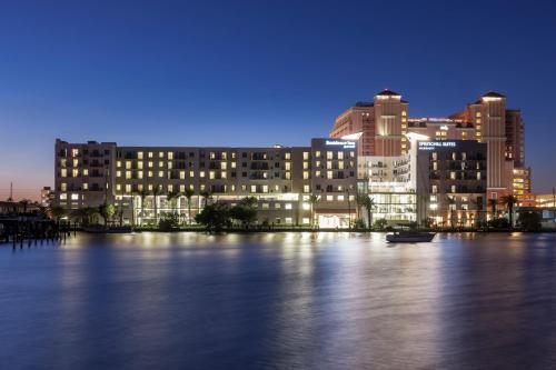 Springhill Suites By Marriott Tampa Clearwater Beach Hotel In Fl