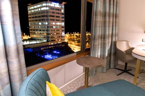 Hilton Diagonal Mar Barcelona photo 74