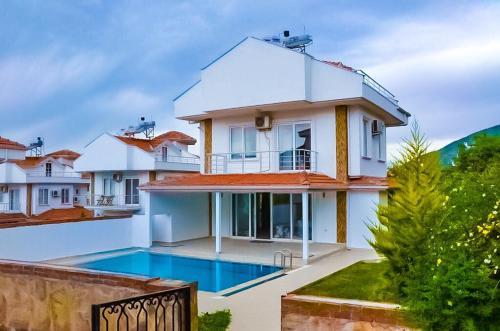 Fethiye NEW AGE Villa Atlantis online rezervasyon