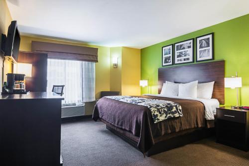 Sleep Inn Oxford Photo