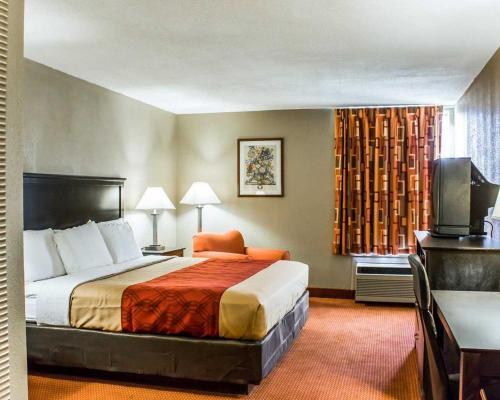Econo Lodge - Burlington Photo
