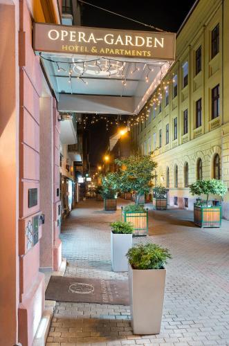 Opera Garden Hotel & Apartments photo 58
