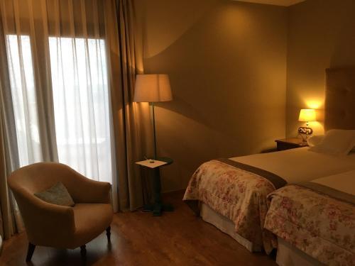 Habitación Doble - 1 o 2 camas - Uso individual Hotel Villa Monter 17