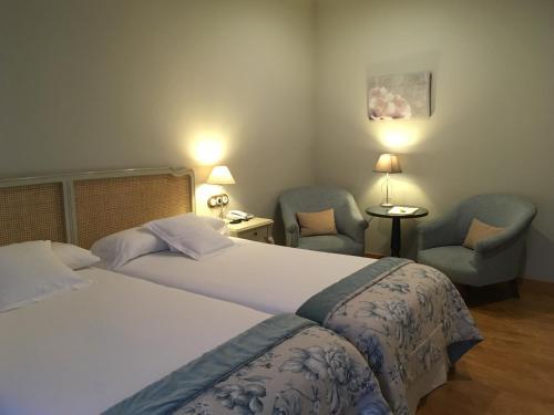 Habitación Doble - 1 o 2 camas Hotel Villa Monter 13