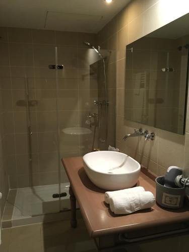 Habitación Doble - 1 o 2 camas Hotel Villa Monter 11