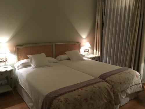Habitación Doble - 1 o 2 camas - Uso individual Hotel Villa Monter 10