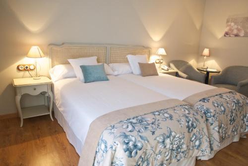 Habitación Doble - 1 o 2 camas - Uso individual Hotel Villa Monter 24