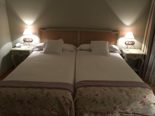 Habitación Doble - 1 o 2 camas - Uso individual Hotel Villa Monter 9