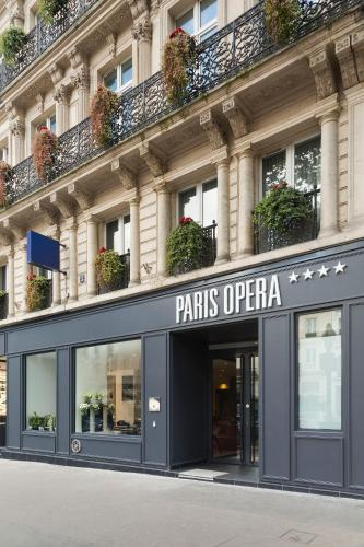 Hotel Paris Opera managed by Melia photo 44
