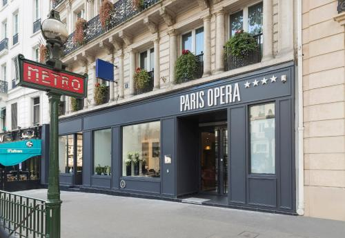 Hotel Paris Opera managed by Melia impression