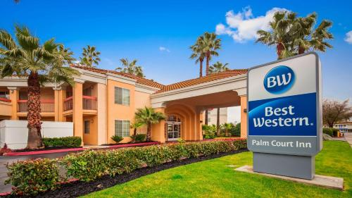Best Western Palm Court Inn Photo