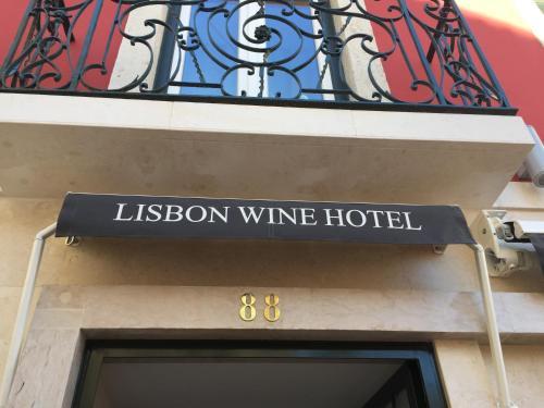 Lisbon Wine Hotel photo 57