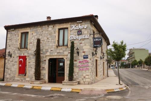 Izmir urla butik otel yol tarifi