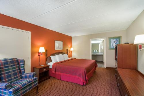 Days Inn Hurricane Mills Photo