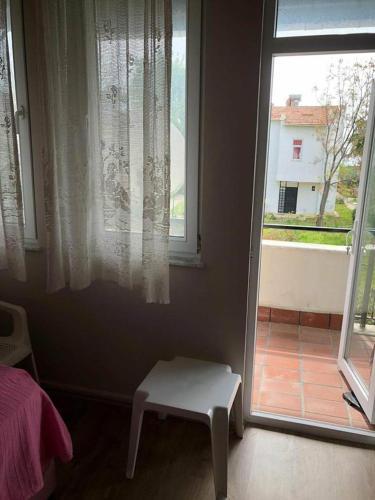 Antalya dublex villa odalar