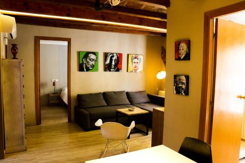 Charming Apartment in Barcelona Center photo 35