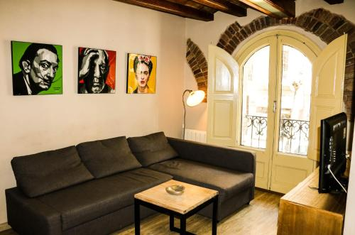 Charming Apartment in Barcelona Center photo 37