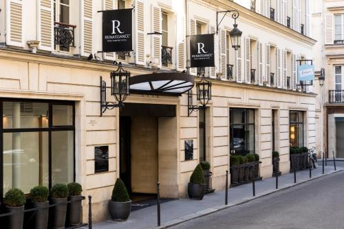 Renaissance Paris Vendome Hotel photo 53