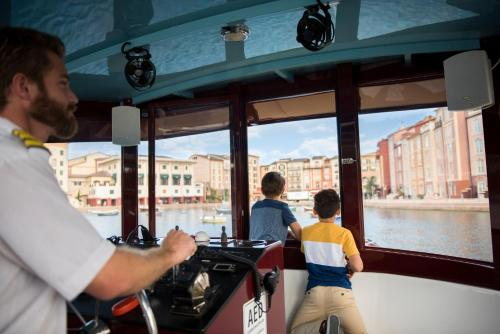 Universal's Loews Portofino Bay Hotel photo 25