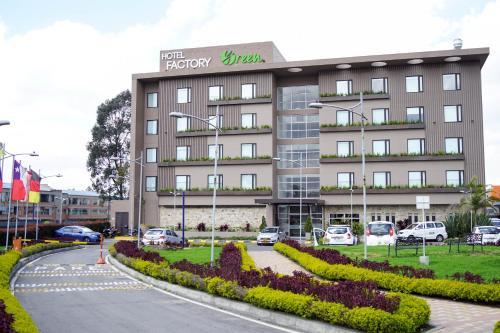 Foto de Hotel Factory Green