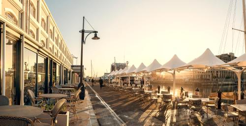Pierhead, Dock Road, Waterfront, Cape Town, South Africa.