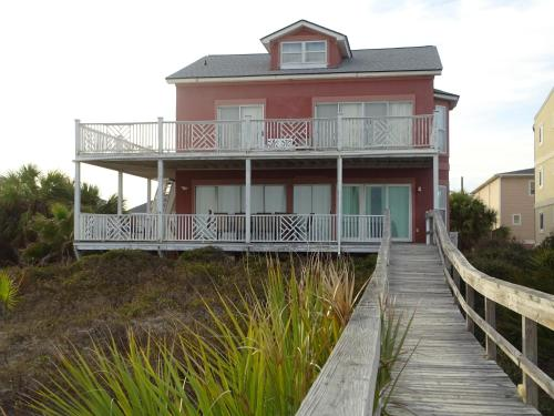 Beach Bliss - 5 Bedroom - Tybee Island, GA 31328