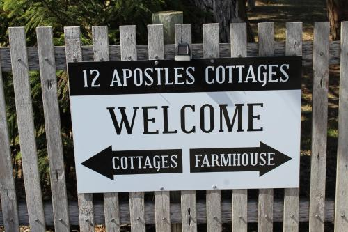 12 Apostles Cottages