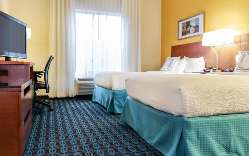 Fairfield Inn And Suites Lexington Berea - Berea, KY 40403