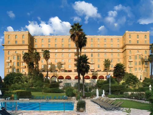 キング デビッド ホテル エルサレム