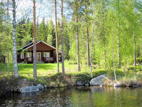 Ferienhaus Saimaa Seenplatte 066S