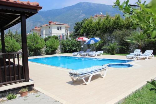 Fethiye Orlena villa online rezervasyon