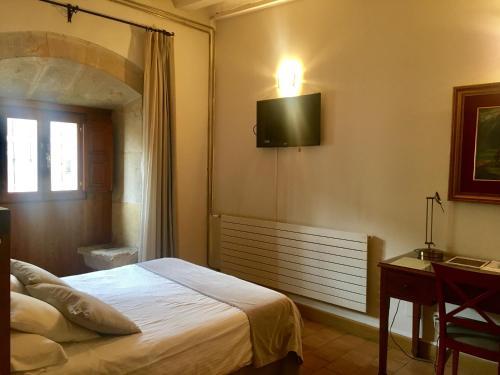 Habitación Doble Hotel Real Colegiata San Isidoro 8