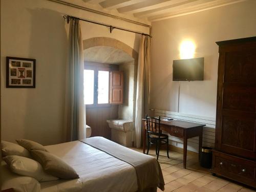 Habitación Doble Hotel Real Colegiata San Isidoro 7