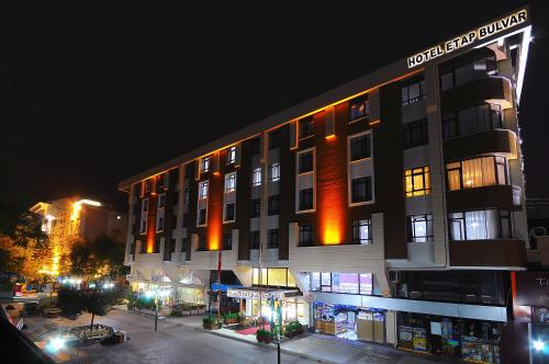 Ankara Etap Bulvar Hotel address