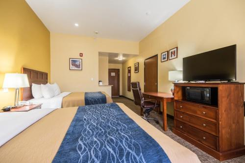 Comfort Inn and Suites Cedar City Photo