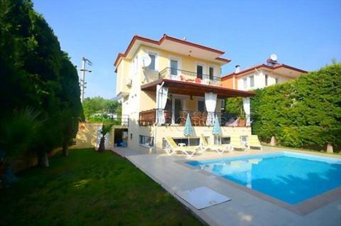 Fethiye Silence villa adres