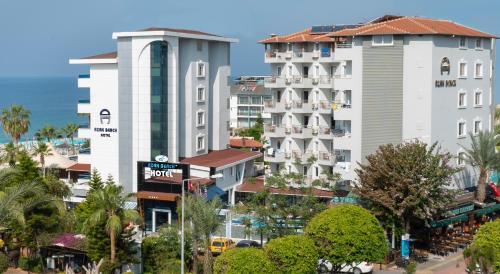 Alanya Azak Beach Hotel ulaşım