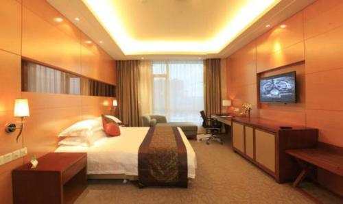 Suzhou Joy Holiday Hotel photo 13