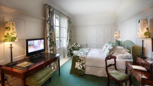 Double Room with Balcony and Sea View Hotel Iturregi 1